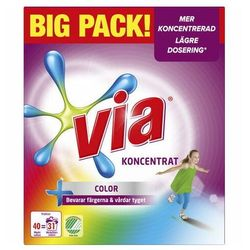 Via Koncentrat Color proszek do prania 40 prań 1,5kg