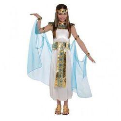 Kostium Kleopatra dla dziewczynki - M - 122/128 cm