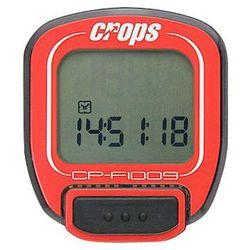 Licznik Crops W1009 bezprzewodowy, Czerwony