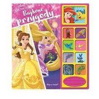 Książki dla dzieci, Play-a-Song. Disney Księżniczki. Bajkowe przygody (opr. kartonowa)