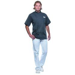 Bluza kucharska męska, rozmiar 56, antracyt | KARLOWSKY, Gustav