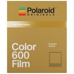 Polaroid Originals 600 Color Gold wkład do aparatu Polaroid ze złotymi ramkami