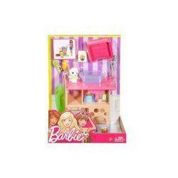 Barbie Mebelki i akcesoria. Kącik Pieska