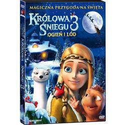 Królowa śniegu 3 Ogień i lód (Płyta DVD)