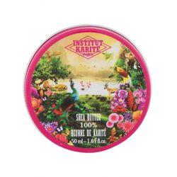 Institut Karite Pure Shea Butter Jungle Paradise masło do ciała 50 ml dla kobiet