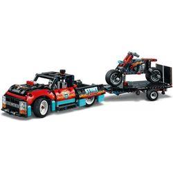 Technic Stunt Show Truck & Bike - 42106, Zabawki konstrukcyjne