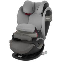 CYBEX fotelik samochodowy Pallas S-fix 2019 Manhattan Grey - BEZPŁATNY ODBIÓR: WROCŁAW!