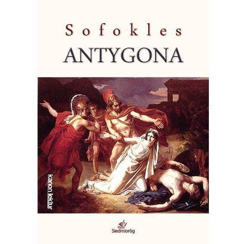 Literatura młodzieżowa, ANTYGONA - Sofokles (opr. miękka)