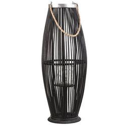 Lampion czarny 72 cm TAHITI