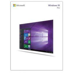 Microsoft Windows 10 Pro OEM - pełna wersja DVD