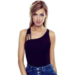 Iman koszulka bawełniana damska Eldar Romantica Active Czarna Wiosenna (-8%)