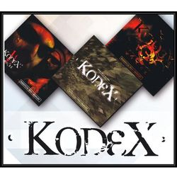 Box: Kodex 1 / Kodex 2 / Kodex 3 (CD) - Various Artists