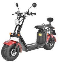 HECHT COCIS RED SKUTER E-SKUTER MOTOR ELEKTRYCZNY AKUMULATOROWY MOTOCROSS MOTOREK MOTOCYKL - OFICJALNY DYSTRYBUTOR - AUTORYZOWANY DEALER HECHT promocja (--329%)