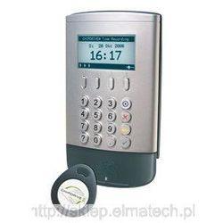Chipdrive Time Recording Touch & Go2, Ethernet (LAN), oprogramowanie, uchwyt ścienny, chipy pracownicze