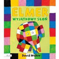 Literatura młodzieżowa, Elmer wyjątkowy słoń - david mckee (opr. twarda)