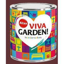 Emalia akrylowa Altax Viva Garden wiklinowy koszyk 0,25 l