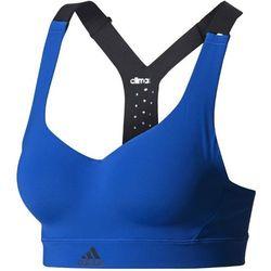 adidas Performance Biustonosz sportowy blue