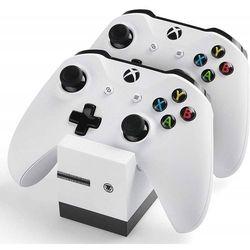 Stacja ładująca SNAKEBYTE Twin:Charge X do kontrolerów Xbox One + 2 Akumulatory