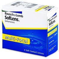 Soczewki kontaktowe, SofLens Multi-Focal (6 soczewek)