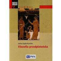 Filozofia, Krótkie wykłady z filozofii Filozofia przedplatońska (opr. kartonowa)