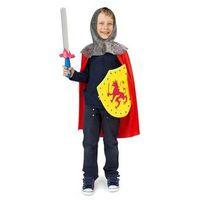 Przebrania dziecięce, PELERYNA RYCERZ 70cm