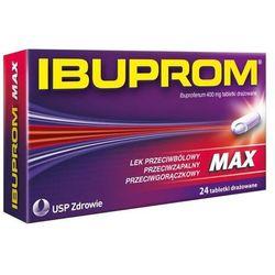 IBUPROM Max x 24 tabletki - 24 tabletki