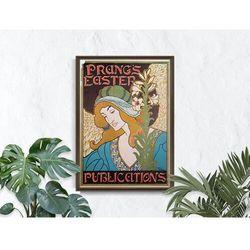 Plakat Plakat Prangs Wielkanoc Publikacje