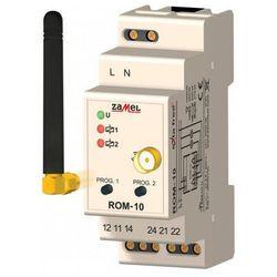 Radiowy odbiornik modułowy Zamel ROM-10 2-kanałowy