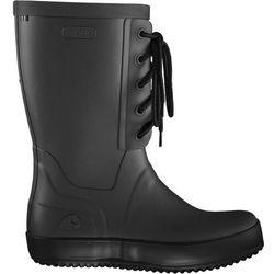 Viking Footwear Retro Logg Kalosze Kobiety, czarny EU 37 2021 Kalosze