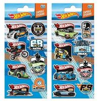 Naklejki, Naklejki Sticker BOO capsule Hot Wheels