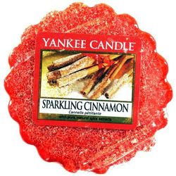 Wosk Zapachowy - Sparkling Cinnamon - 22g - Yankee Candle