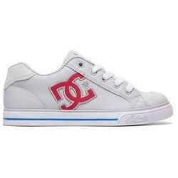 DC tenisówki dziewczęce Chelsea G Shoe Gp2 Grey/Pink 1 M (32)
