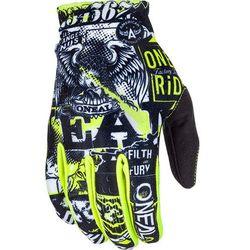 O'Neal Matrix Rękawiczki Dzieci, attack black/neon yellow L   6 2019 Rękawice dziecięce Przy złożeniu zamówienia do godziny 16 ( od Pon. do Pt., wszystkie metody płatności z wyjątkiem przelewu bankowego), wysyłka odbędzie się tego samego dnia.