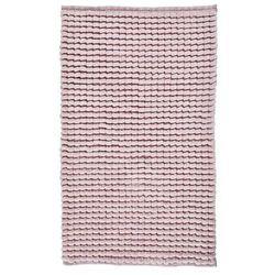 Dywanik łazienkowy Aquanova Axel dusty pink