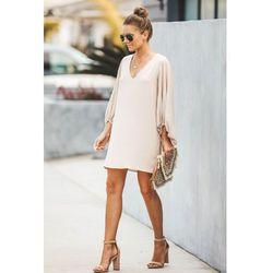 Sukienka PERIE BEIGE