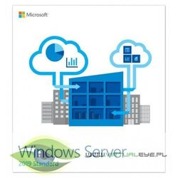 Microsoft OEM Win Svr Standard 2019 PL x64 16Core DVD P73-07795
