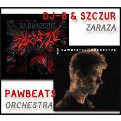 Orchestra /Zaraza (CD) - Pawbeats / DJ-B & Szczur