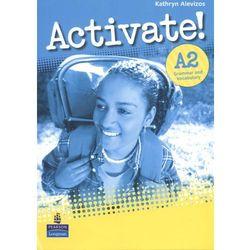 Activate! A2 Grammar and Vocabulary (opr. miękka)