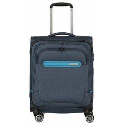 Travelite Madeira mała walizka kabinowa 55 cm / granat - niebieski ZAPISZ SIĘ DO NASZEGO NEWSLETTERA, A OTRZYMASZ VOUCHER Z 15% ZNIŻKĄ