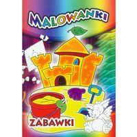 Książki dla dzieci, MALOWANKI ZABAWKI (opr. miękka)