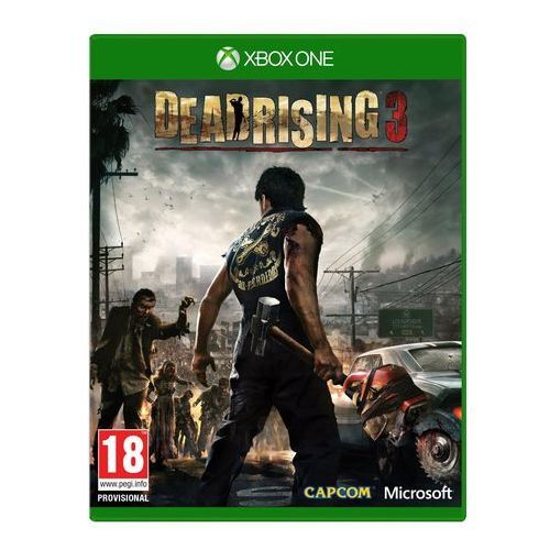 Gry na Xbox One, Dead Rising 3 (Xbox One)