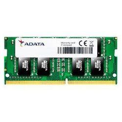 Pamięć do laptopa ADATA Premier DDR4 2400 SO-DIMM 4GB CL17 (AD4S2400J4G17-S) Darmowy odbiór w 21 miastach!