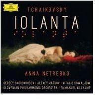 Pozostała muzyka poważna, Tchaikovsky: Iolanta (Netrebko, Slovenian Philharmonic Orchestra i inni) [2CD]