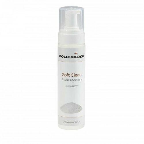 Środki do czyszczenia tapicerki samochodowe, Colourlock Soft Clean 1l środek czyszczący do skóry