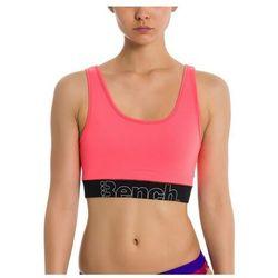 podkoszulka BENCH - Bralette Neon Bright Pink As Swatch (PK11423)