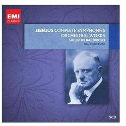 Sir John Barbirolli - SIBELIUS: THE COMPLETE SYMPHONIES, TONE POEMS (LIMITED)