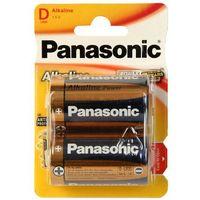 Baterie, Panasonic Bateria alkaliczna LR20 1,5V 9211