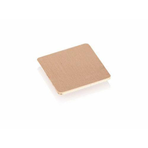 Środki do sprzętu RTV, AAB Cooling Copper Pad 15x15x0.6 - 0.6mm