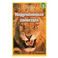 Książki dla dzieci, National Geographic Kids. Najgroźniejsze zwierzęta (opr. twarda)