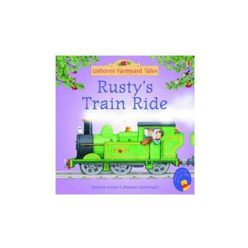 Książki dla dzieci, Rusty's Train Ride (opr. miękka)